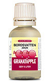 Granat�pple 30 ml Bordsvattenarom